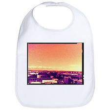 glasgow skyline Bib
