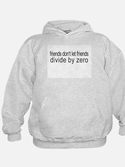 friends_divide by zero Hoodie