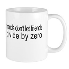 friends_divide by zero Mug