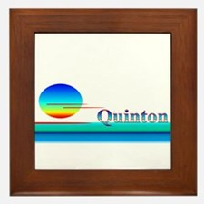 Quinton Framed Tile