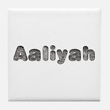 Aaliyah Wolf Tile Coaster