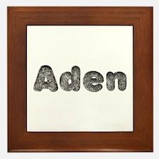 Aden Wolf Framed Tile