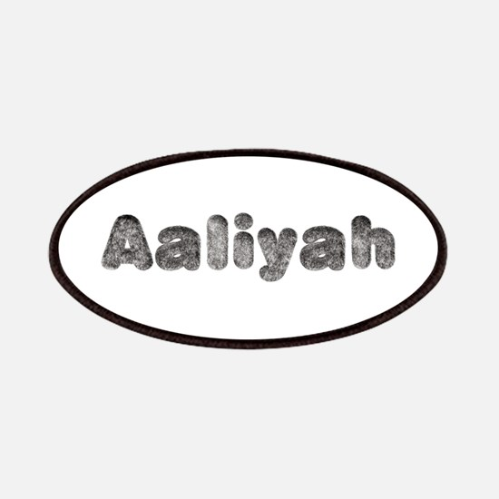 Aaliyah Wolf Patch