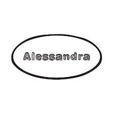 Alessandra Wolf Patch