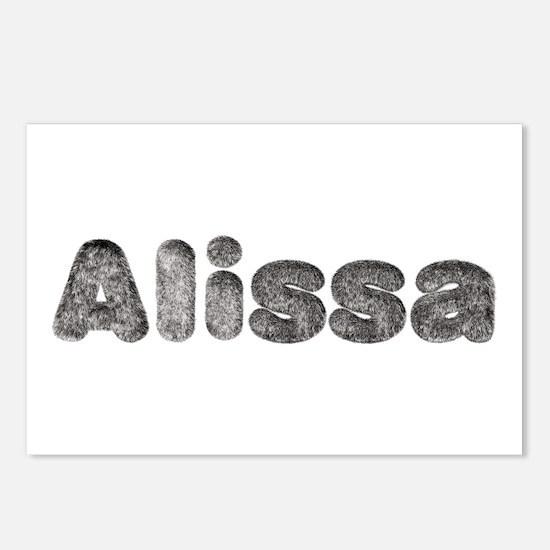 Alissa Wolf Postcards 8 Pack