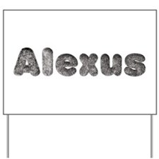 Alexus Wolf Yard Sign