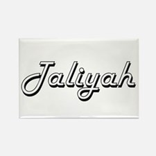 Taliyah Classic Retro Name Design Magnets