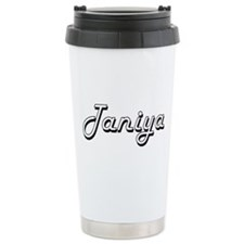Taniya Classic Retro Na Travel Mug