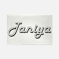 Taniya Classic Retro Name Design Magnets