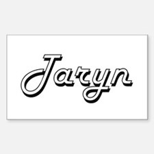 Taryn Classic Retro Name Design Decal