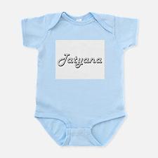 Tatyana Classic Retro Name Design Body Suit