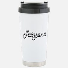 Tatyana Classic Retro N Travel Mug