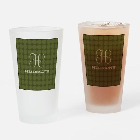 Hudson's Drinking Glass