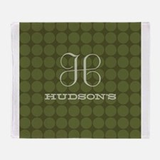 Hudson's Throw Blanket