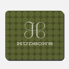 Hudson's Mousepad