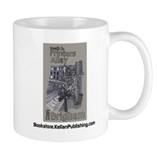 Death In Printers Alley Mugs