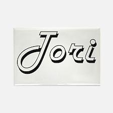 Tori Classic Retro Name Design Magnets
