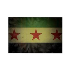 Cute Syria revolution Rectangle Magnet (10 pack)