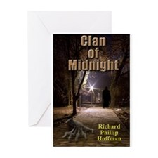 Clan of Midnight Greeting Cards