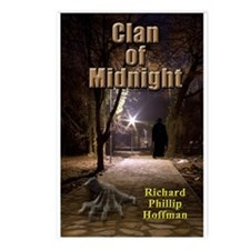Clan Of Midnight Postcards (package Of 8)