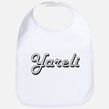 Yareli Classic Retro Name Design Bib