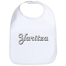 Yaritza Classic Retro Name Design Bib