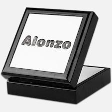 Alonzo Wolf Keepsake Box