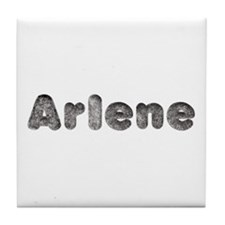 Arlene Wolf Tile Coaster