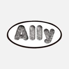 Ally Wolf Patch