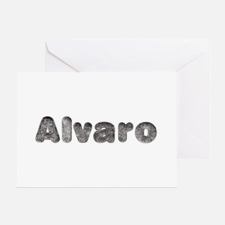 Alvaro Wolf Greeting Card