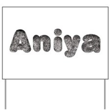 Aniya Wolf Yard Sign