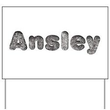 Ansley Wolf Yard Sign