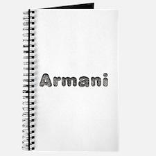 Armani Wolf Journal