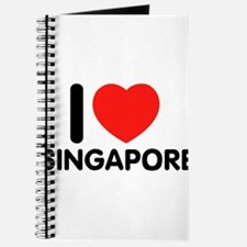 I Love Singapore Journal