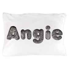 Angie Wolf Pillow Case