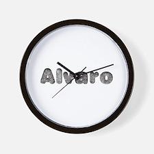 Alvaro Wolf Wall Clock