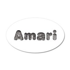 Amari Wolf Wall Decal