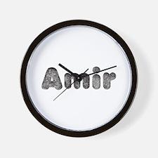 Amir Wolf Wall Clock