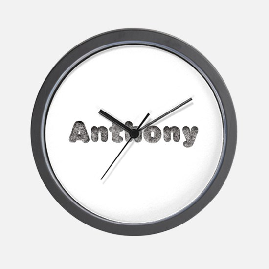 Anthony Wolf Wall Clock