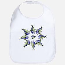 Tuna Star Pattern Bib