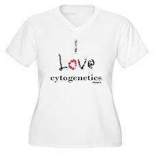 I love Cytogeneti T-Shirt