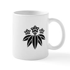 Bamboo-style gentian Mugs