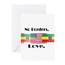 Funny Adoptive parents Greeting Cards (Pk of 10)