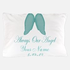 Always Our Angel Blue Pillow Case