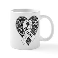 Mesothelioma Believe Mugs
