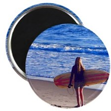 Surfer Girl Magnets