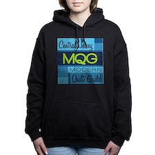 Central Jersey Modern Qu Women's Hooded Sweatshirt