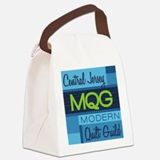 Central Jersey Modern Quilt Guild Canvas Lunch Bag