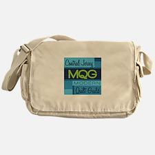 Central Jersey Modern Quilt Guild Lo Messenger Bag