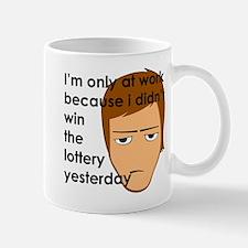 I didn't Win Mugs